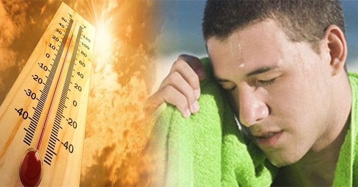 Cách phòng tránh cảm nắng, say nắng trong thời tiết mùa hè khắc nghiệt
