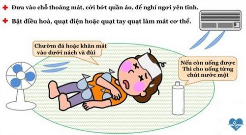 Cách phòng tránh cảm nắng, say nắng trong thời tiết mùa hè khắc nghiệt 6