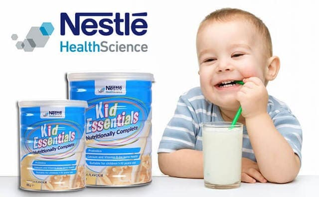Top 7 loại sữa tăng cân cho bé biếng ăn tốt nhất hiện nay 10