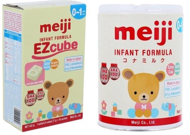 [Review] Top 7 sữa công thức nào tốt cho trẻ sơ sinh 8