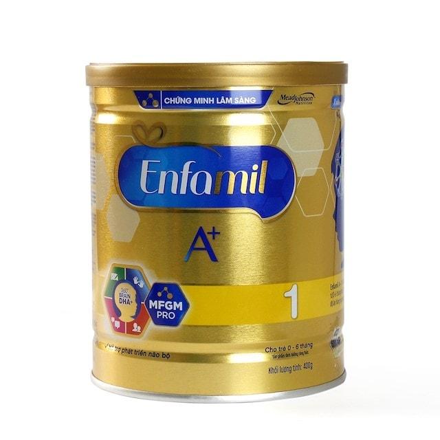 [Review] Top 7 sữa công thức nào tốt cho trẻ sơ sinh 4