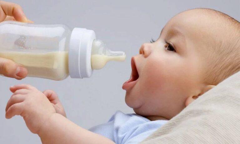 Sữa non cho trẻ sơ sinh loại nào tốt?