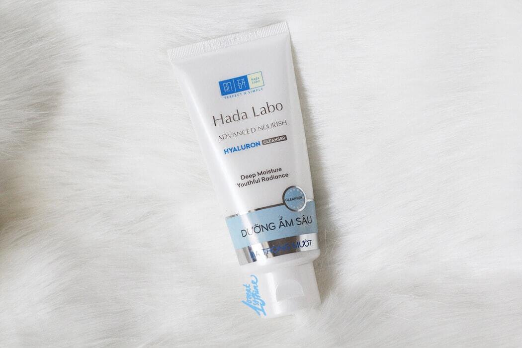 Sữa rửa mặt Hada Labo Advanced Nourish