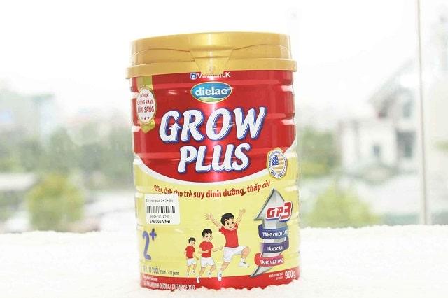 Sữa tăng trưởng chiều cao Dielac Grow 2