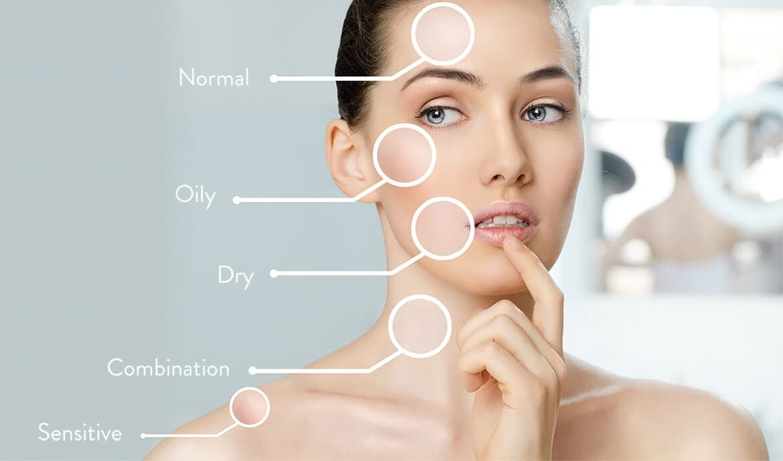Cách phân biệt (nhận biết) các loại da chính xác 100%