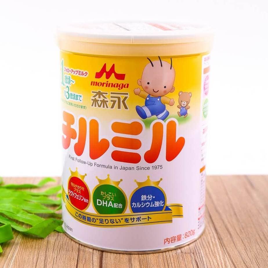 So sánh sữa Meiji và Morinaga – Đâu là dòng sữa mà mẹ nên chọn cho bé? 1