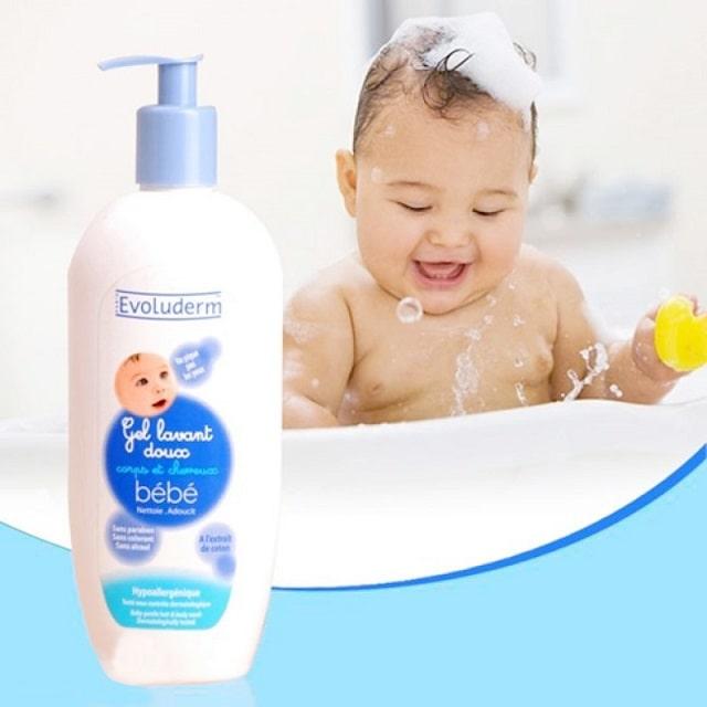 Sữa tắm cho trẻ đem lại những lợi ích gì bạn có biết?