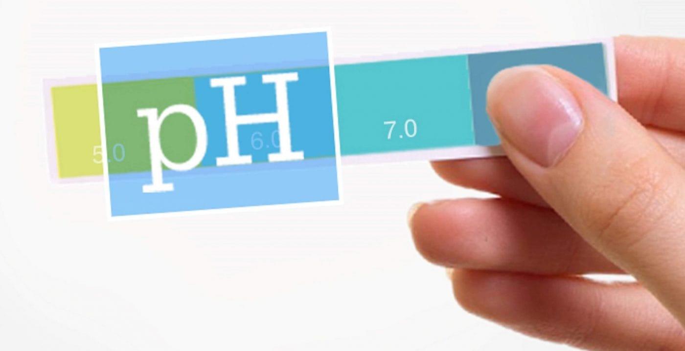 Chỉ số pH lý tưởng cho sữa rửa mặt thường là 5.5