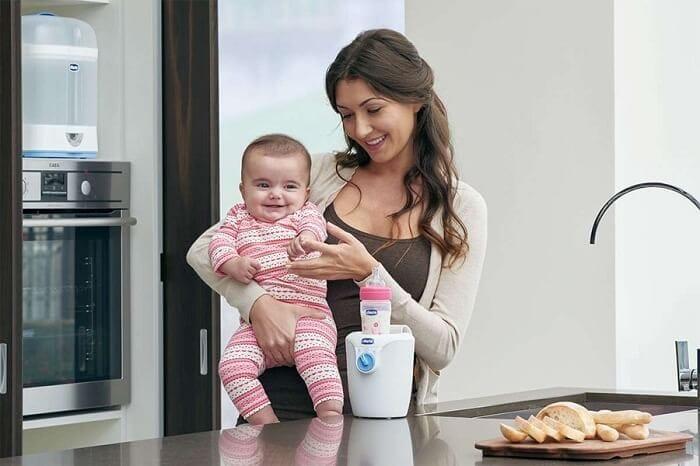 Sản phẩm giúp các mẹ bỉm sữa tiết kiệm thời gian