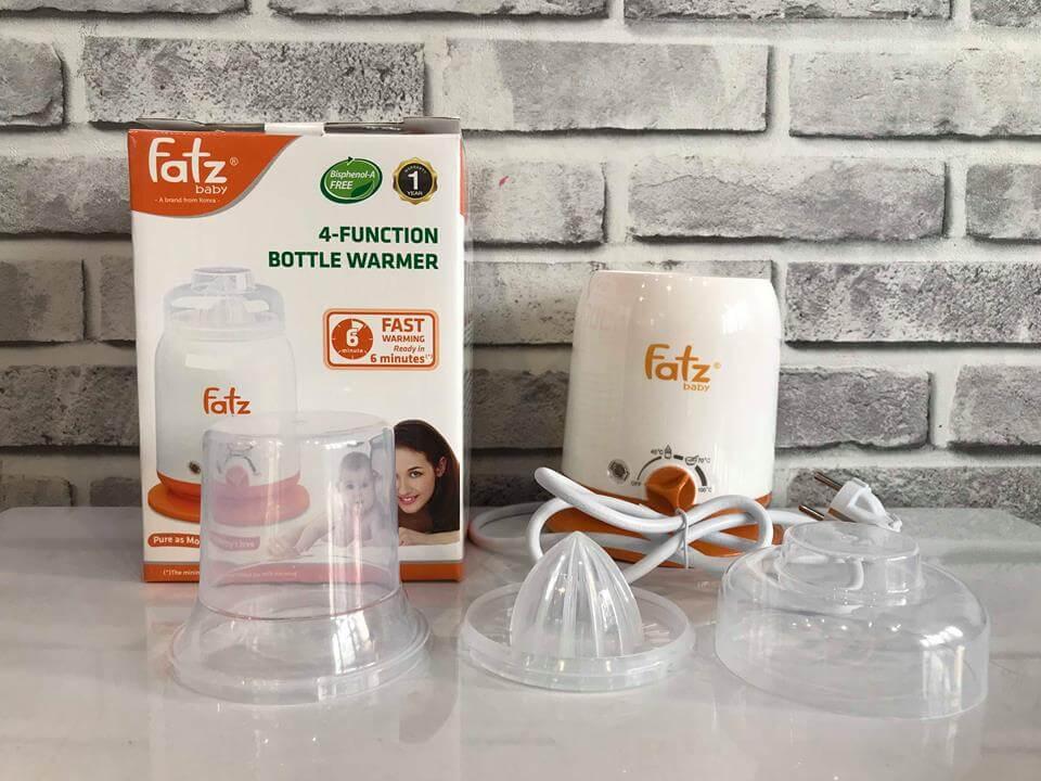 Máy hâm sữa Fatz FB3002SL 4 chức năng