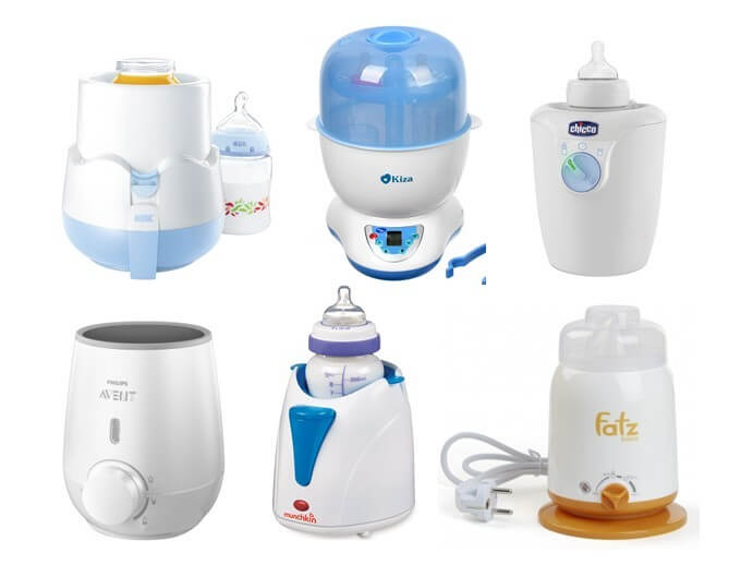 Máy hâm sữa loại nào tốt? Mua Fatz, Pigeon hay Nuk? 1
