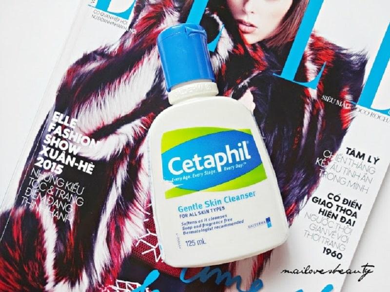 Phân tích những thành phần có hại trong Cetaphil Gentle Skin Cleaner