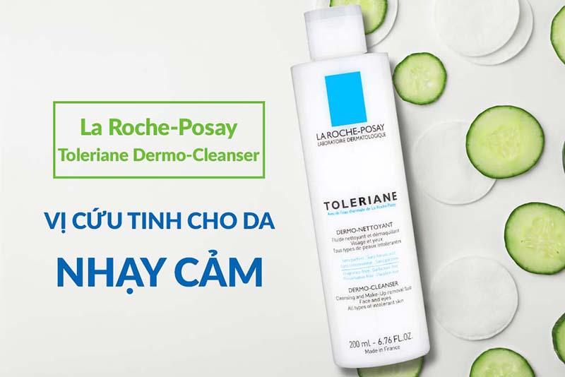 La Roche – Posay Toleriane Dermo – Cleanser