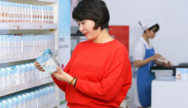 Bà bầu uống sữa TH True Milk có tốt không?