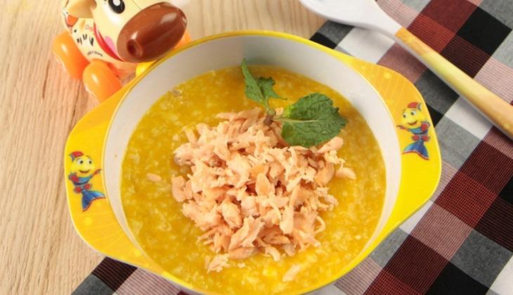 Cháo cá và rau củ thơm ngon nhiều dinh dưỡng - 1