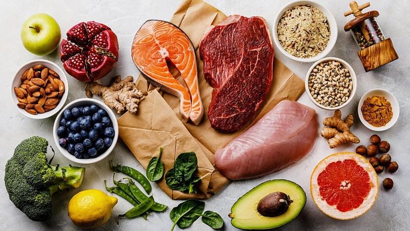 Đa dạng thực phẩm cung cấp dinh dưỡng cho bé yêu - 1
