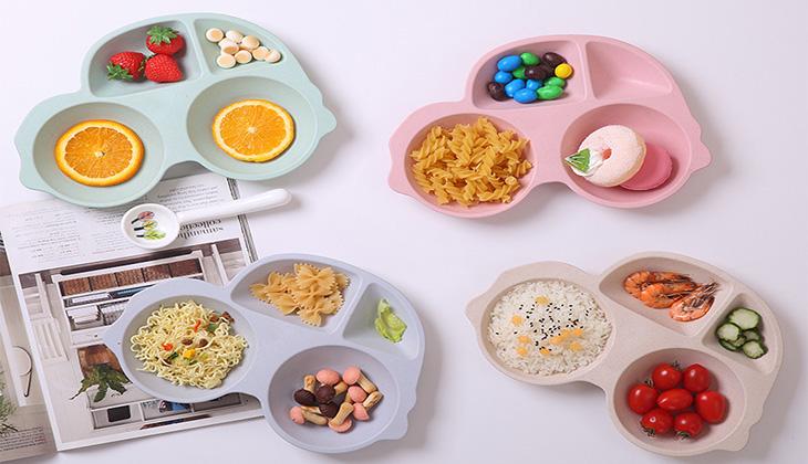 Những đồ decor giúp bé có được hứng khởi hơn trong bữa ăn - 1