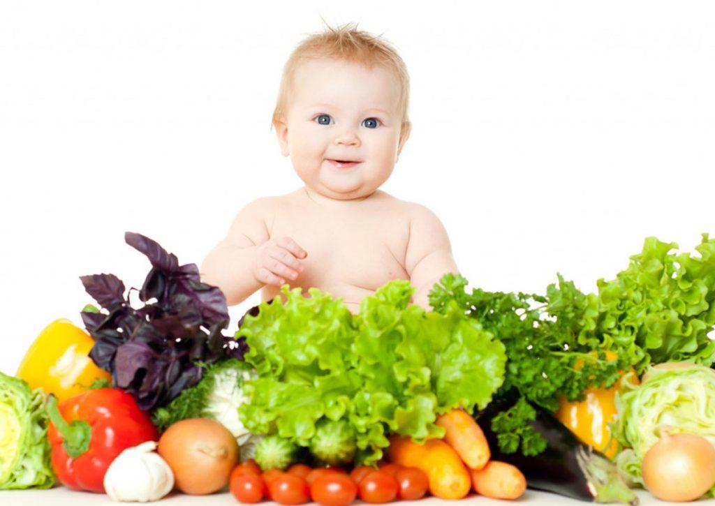 Các loại rau tốt cho bé ăm dặm đảm bảo chất dinh dưỡng 1