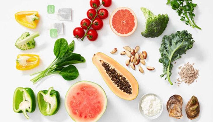 Các nhóm rau củ quả chứa nhiều vitamin tốt cho mẹ bỉm sữa -1