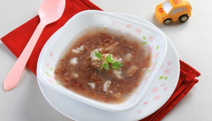Cháo gạo lứt thơm ngon dễ thực hiện và cung cấp nguồn dinh dưỡng dồi dào -1